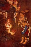 Western ancient paintings, portraits — 图库照片