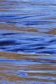 řeka beach, koncepční materiál — Stock fotografie