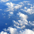 Sky and clouds — Stock Photo #12453921