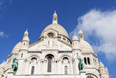 Sacre-coeur — Foto de Stock