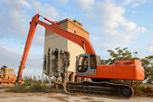 Bulldozer — Stock Photo