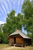 Log Cabin — Stock Photo