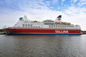 Tallink ferry — Stock Photo
