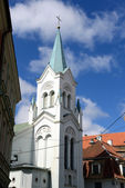 Riga, letonya — Stok fotoğraf