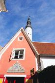Tallinn — Foto Stock
