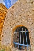Castle wal — Foto Stock