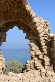 Древняя арка — Стоковое фото