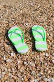 Flip flop sandały — Zdjęcie stockowe