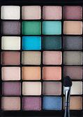 Eyeshadow palettes — Stock Photo