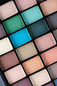 Eyeshadow palettes — Stock Photo