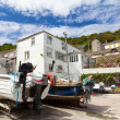 Portloe Cornwall — Stock Photo
