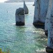 Old Harry Rocks — Stock Photo