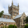 Wimborne Minster Church — Stock Photo #13179919