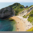 Man Of War Bay - Stockfoto
