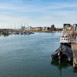 River Arun Littlehampton — Stock Photo