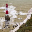 Stock Photo: Beachy Head Lighthouse