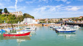 Folkstone Harbour — Stock Photo