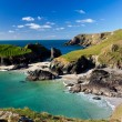 Stock Photo: Kynance Cove Cornwall