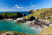 Kynance Cove Cornwall — Stock Photo