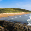 Stock Photo: Woolacombe Devon