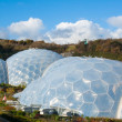 Eden Project Cornwall — Stock Photo