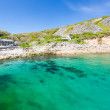 Lamorna Cove Cornwall — Stockfoto