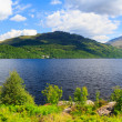 Inveruglas on Loch Lomond Scotland — Foto de Stock