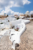 Oia santorini grécia — Foto Stock