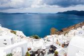 Oia santorini grekland — Stockfoto