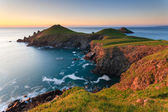 Rumps Point Cornwall — Stock Photo