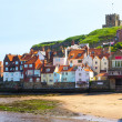 Stock Photo: Whitby Yorkshire England UK
