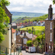 Robin Hood's Bay Yorkshire England — Stock Photo
