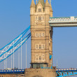 Tower Bridge, London, England — Stock Photo