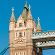 Stock Photo: Tower Bridge, London, England