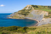 Chapmans Pool Dorset — Stock Photo