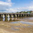 Bridge at Bideford Devon — Stock Photo