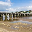 Stock Photo: Bridge at Bideford Devon