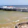 Cromer Pier Norfolk England UK — Stock Photo