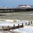 Stock Photo: Cromer Pier Norfolk England UK