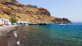 Thirasia Island Santorini Greece Europe — Stock Photo