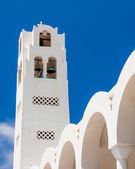 Orthodoxe metropolitan kathedraal fira — Stockfoto