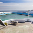 Jubilee Pool Lido Penzance — Stock Photo