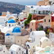 oia santorini greece europe — Stock Photo #33353511