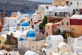 Oia Santorini Greece Europe — Stock Photo