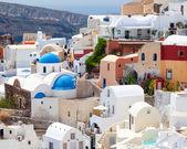 Oia Santorini Greece Europe — Stock Photo