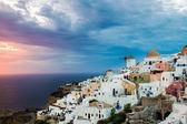 Oia santorini grecia europa — Foto Stock