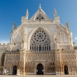 Exeter Cathedral Devon England UK — Stock Photo