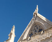 Catedral de Exeter devon Inglaterra Reino Unido — Fotografia Stock