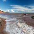 Sidmouth Beach Devon England — Stock Photo