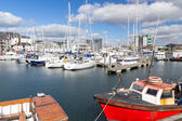 Sutton Harbour Marina Plymouth — Photo